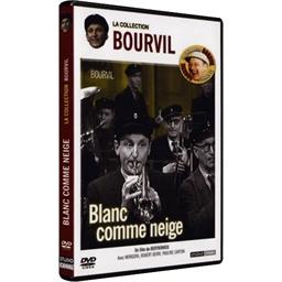 BLANC COMME NEIGE : Bourvil, Paulette Dubost...