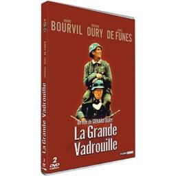 La grande vadrouille : De Funès, Bourvil