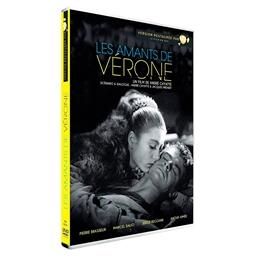 Les amants de Vérone : Serge Reggiani, Anouk Aimée, Pierre Brasseur, …