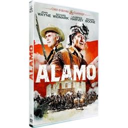 Alamo : John Wayne, Richard Widmark…