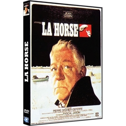 La horse : Jean Gabin, Christian Barbier, Eleonore Hirt...