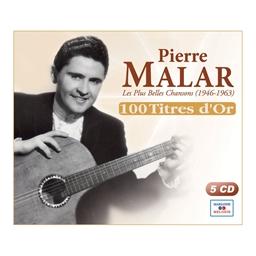 Pierre Malar : 100 titres d'or