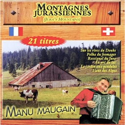 Manu Maugain : Montagnes jurassiennes