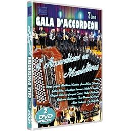 7ème gala d'accordéon en Monédières
