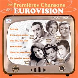 Les premières chansons de l'Eurovision (CD)