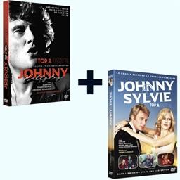 Top A Johnny (1972) + Top A Johnny et Sylvie (1973)