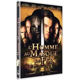 L'homme au masque de fer : Leonardo DiCaprio, Jeremy Irons