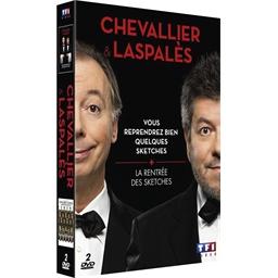 Chevallier et Laspalès : Quelques sketches