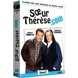 Sœur Thérèse.com - Volume 2 : Martin Lamotte, Dominique Lavanant…