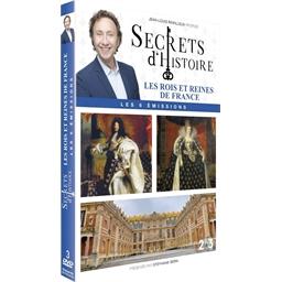 Les Rois et Reines de France : Secrets d'Histoire