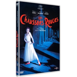 Les chaussons rouges : Anton Walbrook, Moira Shearer…