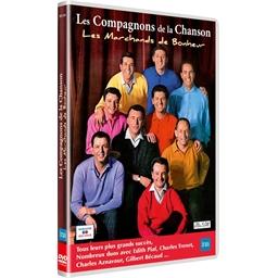Les compagnons de la chanson en DVD : Les marchands de bonheur