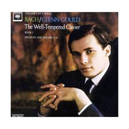 Les Préludes et fugues de Bach : par Glenn Gould au piano