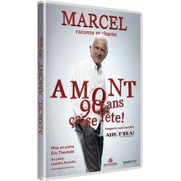 Marcel Amont : Marcel raconte et chante Amont - 90 ans !