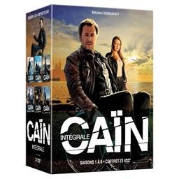 Caïn - Saisons 1 à 6 : Bruno Debrandt, Julie Delarme, …