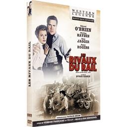 Les rivaux du rail : Edmond O'Brien, Sterling Hayden, …