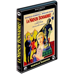 La maison Bonnadieu : Danielle Darrieux, Bernard Blier...