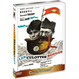 Les culottes rouges : Bourvil, Terzieff - Les films du collectionneur