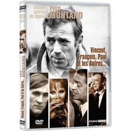 Vincent, François, Paul et les Autres... : Yves Montand, Gérard Depardieu, Serge Reggiani...