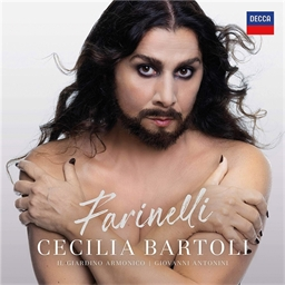 Cécilia Bartoli : Farinelli