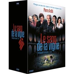 Le sang de la vigne - L'intégrale : Pierre Arditi, Claire Nebout, …