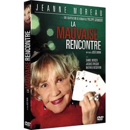 La mauvaise rencontre : Jeanne Moreau, Jean-Hugues Anglade, …