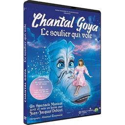 Chantal Goya : Le soulier qui vole