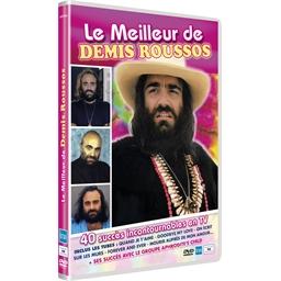 Le Meilleur de Demis Roussos en DVD