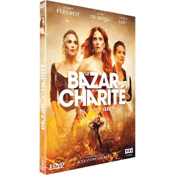 Le bazar de la charité - saison 1 : Audrey Fleurot, Julie De Bona, Camille Lou…