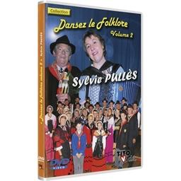 Sylvie Pullès : Dansez le folklore - Volume 2