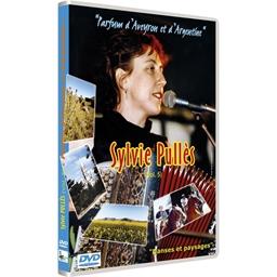 Sylvie Pullès : Parfum d'Aveyron et d'Argentine (vol. 5)
