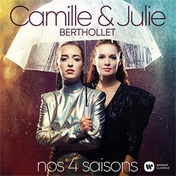 Camille et Julie Berthollet : Nos 4 saisons