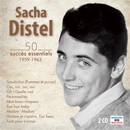 Sacha Distel : 50 succès essentiels