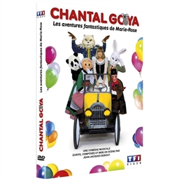 Chantal Goya : Les aventures de Marie-Rose