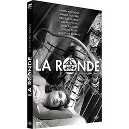 La ronde : Simone Signoret, Serge Reggiani, Gérard Philipe, …