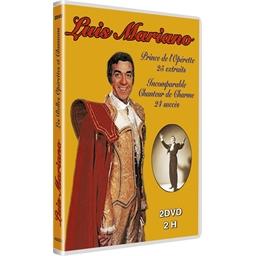 Luis Mariano en DVD