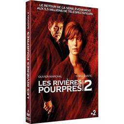 Les rivières pourpres - Saison 2 : Olivier Marchal, Erika Sainte, …