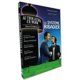 DVD Le système Ribadier : Martine Chevallier, Christian Blanc...