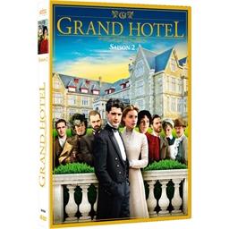 Grand Hôtel - Saison 2 : Amaia Salamanca, Yon Gonzàlez… (4 DVD)