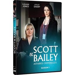 Scott et Bailey - Saison 1 : Suranne Jones, Lesley Sharp, …
