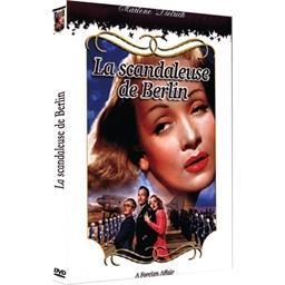 La scandaleuse de Berlin (DVD)
