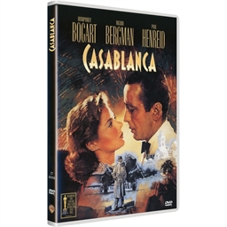 Casablanca : Humphrey Bogart, Ingrid Bergman…