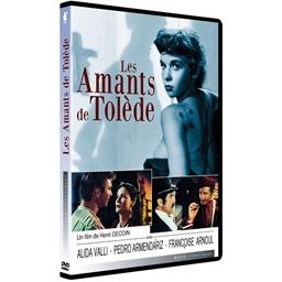 Les amants de Tolède : Alida Valli, Françoise Arnoul, …