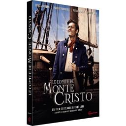 Le Comte de Monte Cristo : Louis Jourdan, Yvonne Furneaux, Pierre Mondy