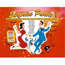 Surprise Partie : 100 Orchestres de danse français (5 CD)