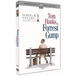 Forrest Gump : Tom Hanks, Robin Wright, …