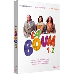 La boum 1 et 2 : Claude Brasseur, Brigitte Fossey, Sophie Marceau…