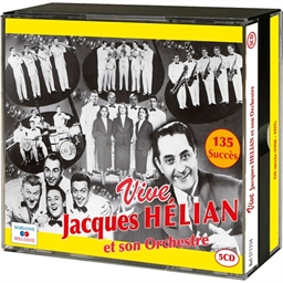Vive Jacques Helian et son orchestre (5CD)