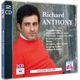 Richard Anthony : 1958-1970