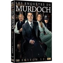 Les enquêtes de Murdoch : Yannick Bisson, Hélène Joy…